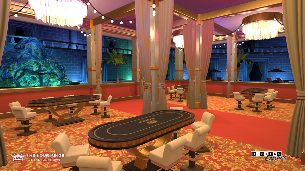 Exclusive for High Rollers – The Four Kings Casino and Slots